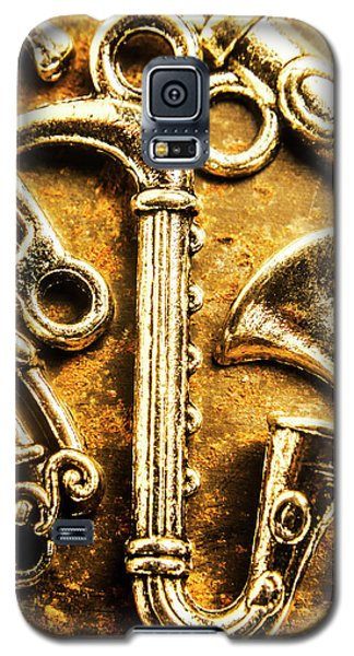 Trumpet Galaxy S5 Case - A Classical Composition by Jorgo Photography - Wall Art Gallery