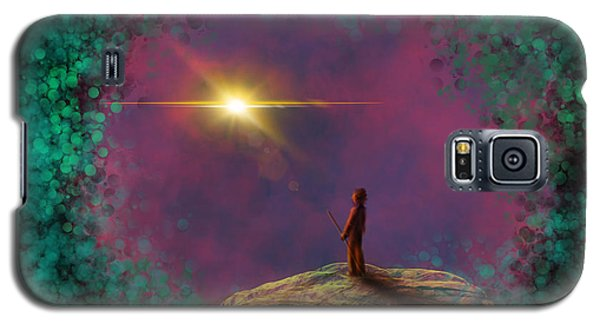 A Clearing Galaxy S5 Case
