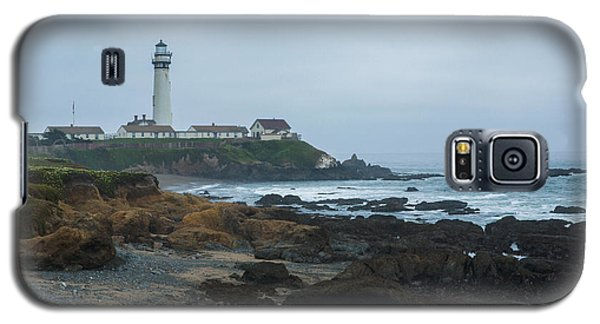 A Cloudy Day At Pigeon Point Galaxy S5 Case