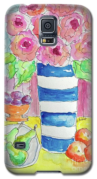 Fruit Salad Galaxy S5 Case by Rosemary Aubut