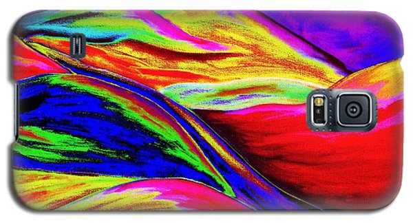 A Colorful World Galaxy S5 Case by Annie Zeno