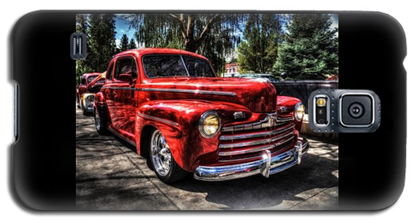 A Cool 46 Ford Coupe Galaxy S5 Case