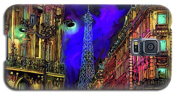 A Corner In Paris Galaxy S5 Case