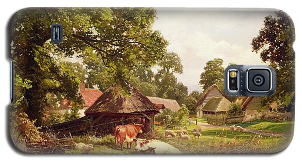 A Cottage Home In Surrey Galaxy S5 Case