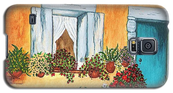 A Cottage In The Village Galaxy S5 Case
