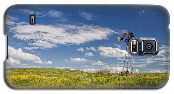 A Country Afternoon Galaxy S5 Case