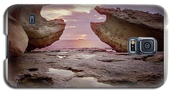 A Crab Stone, By The Cosmic Joker Galaxy S5 Case