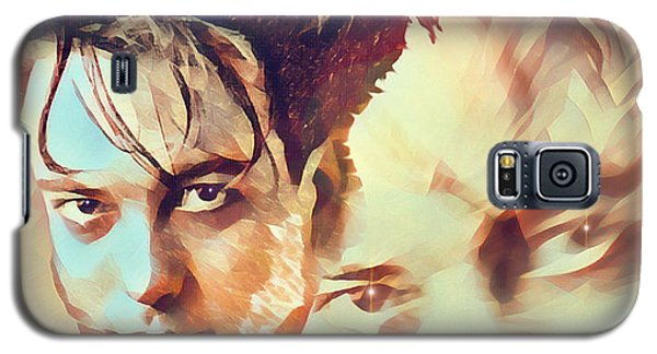Robert Smith Music Galaxy S5 Case - A Cure For Everyone - Robert Smith by Robert Radmore