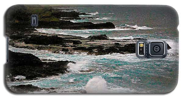 A Dangerous Coastline Galaxy S5 Case by Blair Stuart