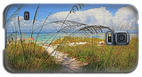 A Day At The Beach Galaxy S5 Case by HH Photography of Florida