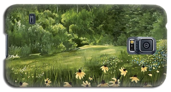 A Day At The Park Galaxy S5 Case by Carol Sweetwood