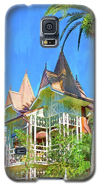Galaxy S5 Case featuring the photograph A Day In Adventureland by Mark Andrew Thomas