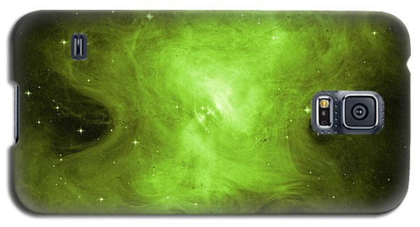 Galaxy S5 Case featuring the photograph A Death Star's Ghostly Glow by Nasa