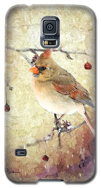 Galaxy S5 Case featuring the photograph A Delicate Thing by Betty LaRue