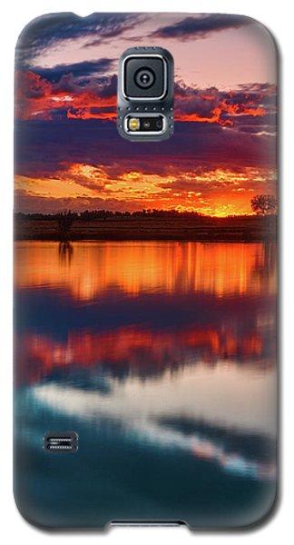 A Denver Dawn Galaxy S5 Case