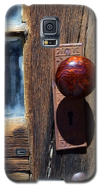 A Door To The Past Galaxy S5 Case