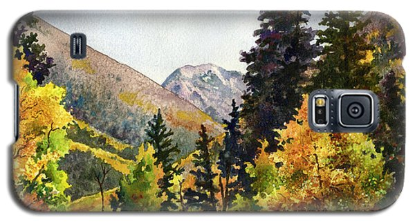 A Drive In The Mountains Galaxy S5 Case