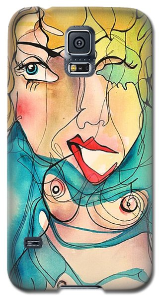 A Drowning Demise Galaxy S5 Case