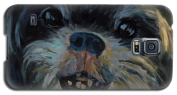 A Face Only A Mother Could Love Galaxy S5 Case by Billie Colson