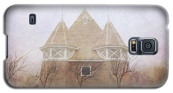 Galaxy S5 Case featuring the photograph A Fairytale Fog by Heidi Hermes