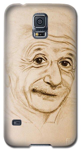 A Familiar Face Galaxy S5 Case