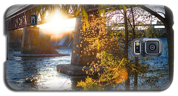 Blanchard Dam - A Favorite Place Galaxy S5 Case