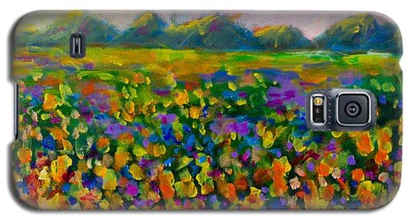 A Field Of Flowers #1 Galaxy S5 Case