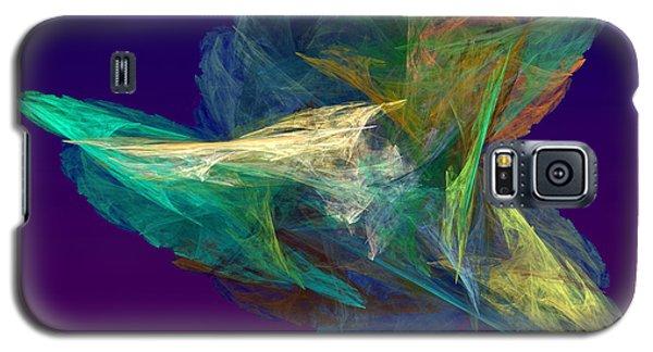 A Fleeting Moment Galaxy S5 Case