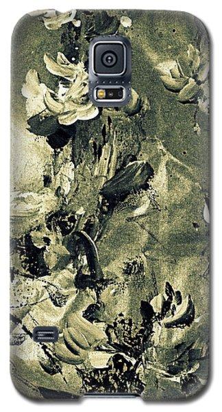 A Flower Dream Galaxy S5 Case
