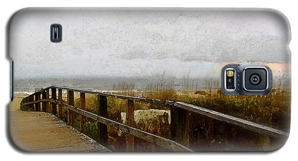A Foggy Day Galaxy S5 Case