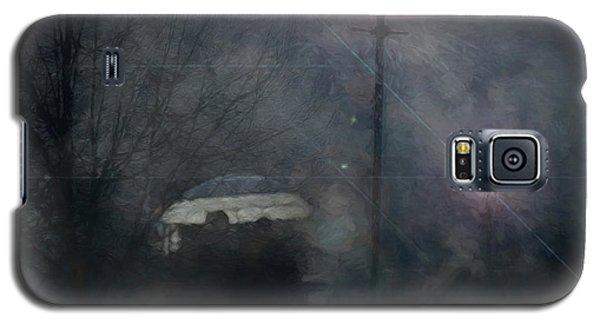 A Foggy Night Romance Galaxy S5 Case