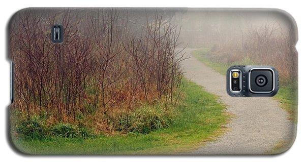 A Foggy Path Galaxy S5 Case