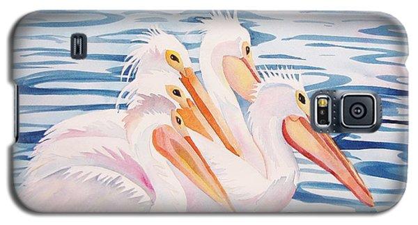 A Foursome Galaxy S5 Case