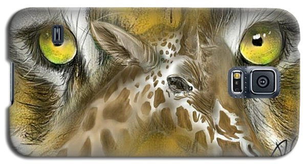A Friend For Lunch Galaxy S5 Case