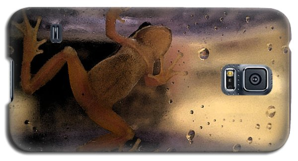 A Frogs World Galaxy S5 Case