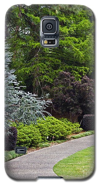 A Garden Walk Galaxy S5 Case by Ken Frischkorn