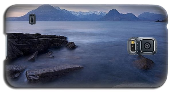 A Gentle Sunset At Elgol  Galaxy S5 Case