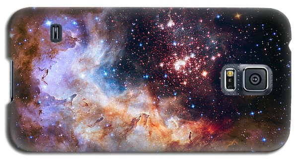 a giant cluster of about 3,000 stars called Westerlund Galaxy S5 Case