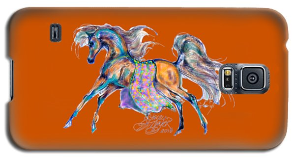 A Gift For Zeina Galaxy S5 Case by Stacey Mayer