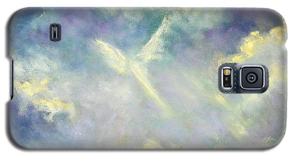 A Gift From Heaven Galaxy S5 Case by Marina Petro