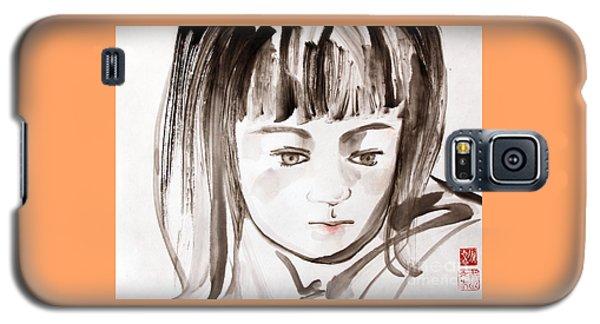 A Girl Galaxy S5 Case
