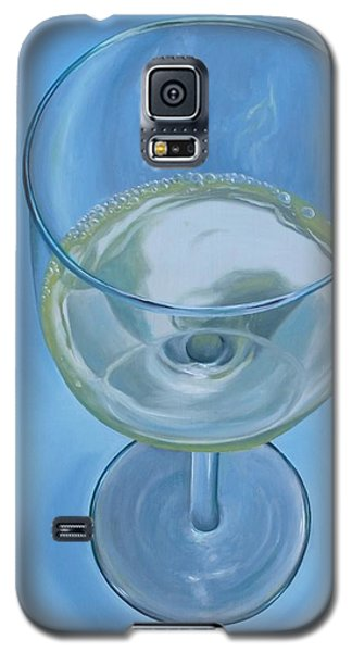 A Glass Of Wine Is Fine Galaxy S5 Case