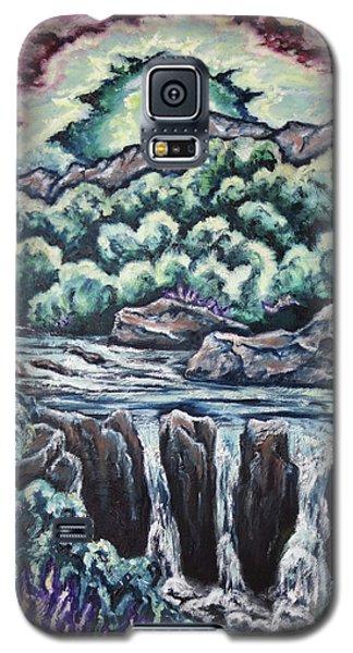A Glimpse Of Time Galaxy S5 Case by Cheryl Pettigrew