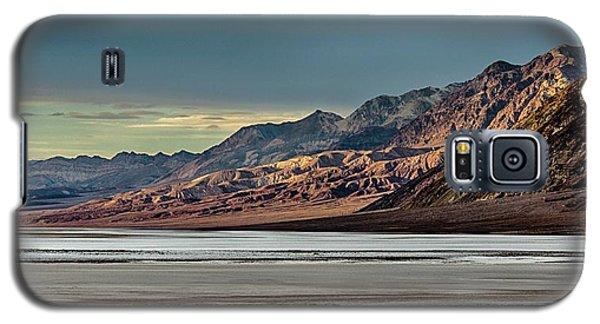 A Glow On The Amargosa Range Galaxy S5 Case