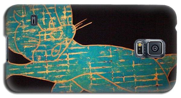 A Golden Touch Galaxy S5 Case