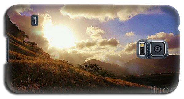 A Good Morning Galaxy S5 Case