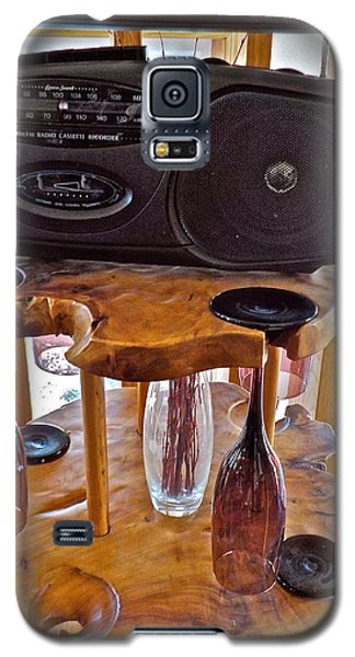 Galaxy S5 Case featuring the photograph A Great Combo by Randy Rosenberger