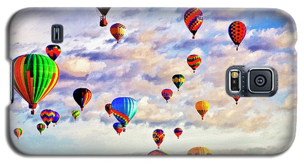 A Great Day To Fly Galaxy S5 Case
