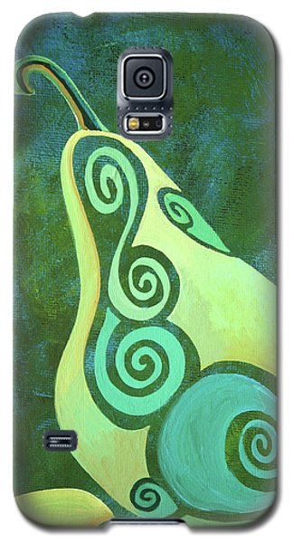 A Groovy Little Pear Galaxy S5 Case