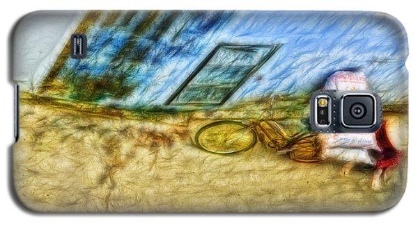 A Hard Day Galaxy S5 Case